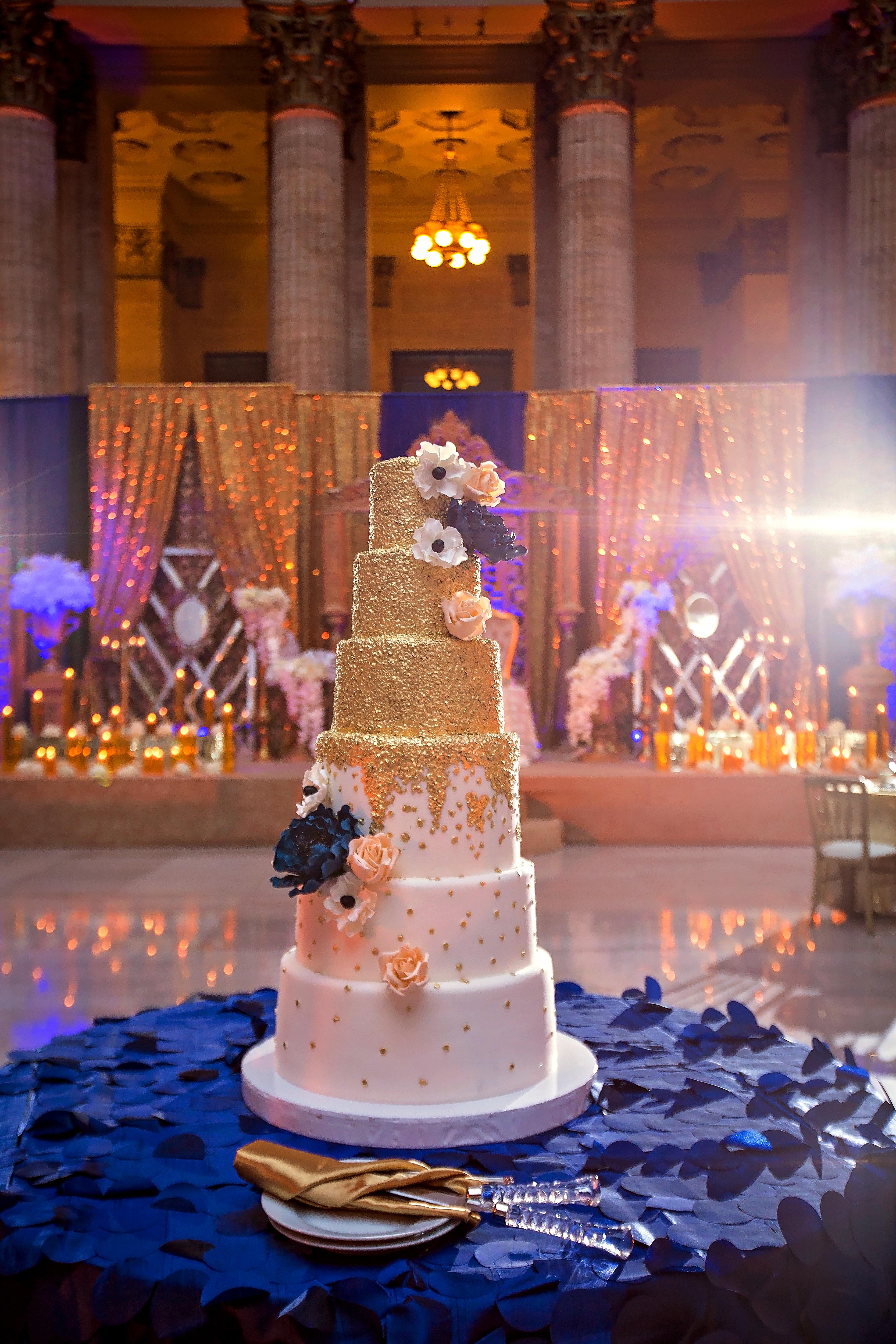 Elegance Decor The Great Gatsby Wedding Reception Union