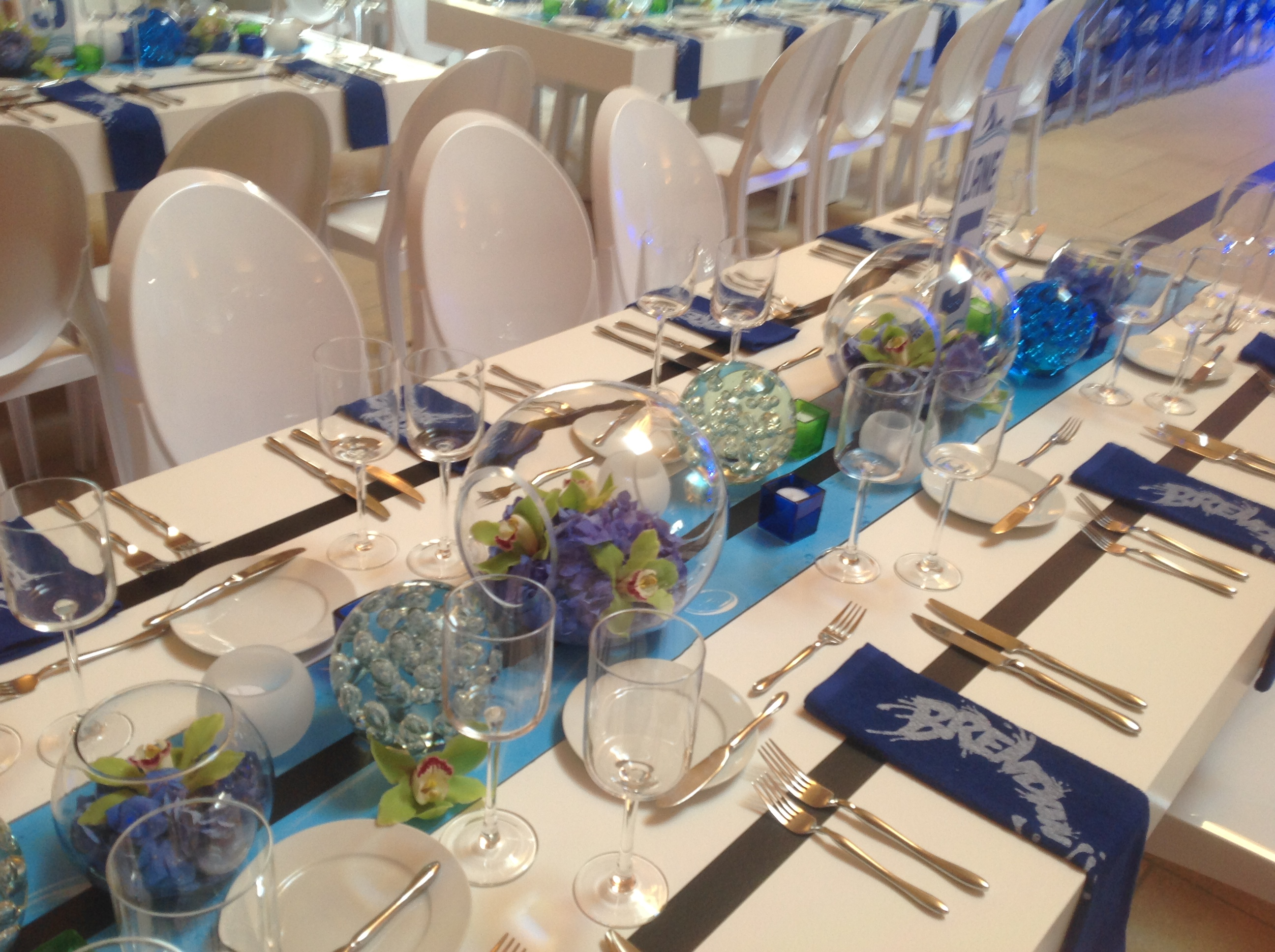 Swim Team Bar Mitzvah - Joyce Pollakoff Events