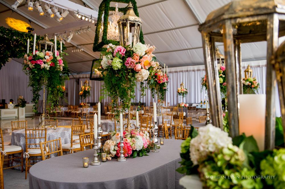 Garden Wedding - A Fare Extraordinaire