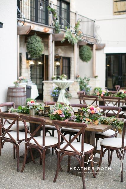 Silver Oaks Event - Festive Couture Floral