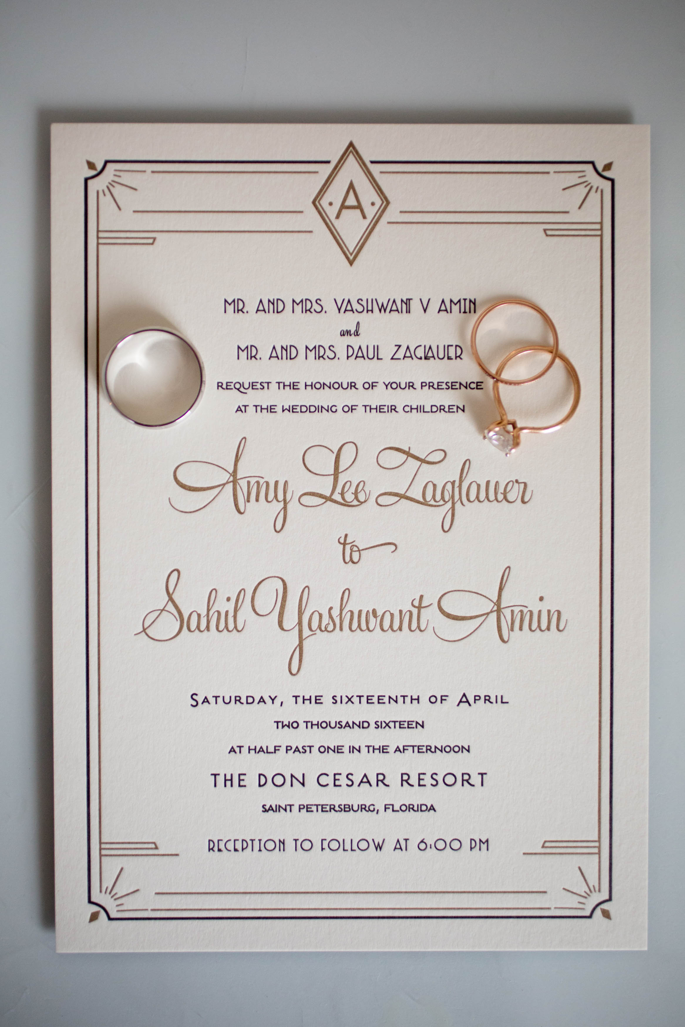 Coral Southeast Asian Wedding - Tracie Domino Events