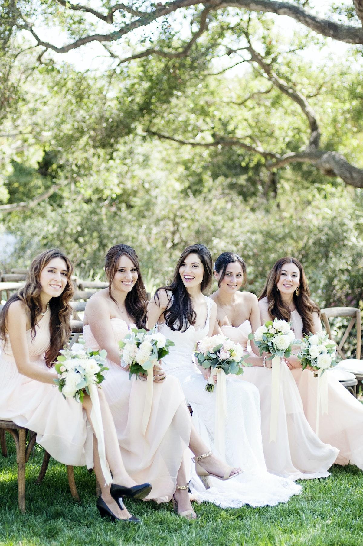 Angie Silvy Photography Santa Barbara Wedding Partyslate