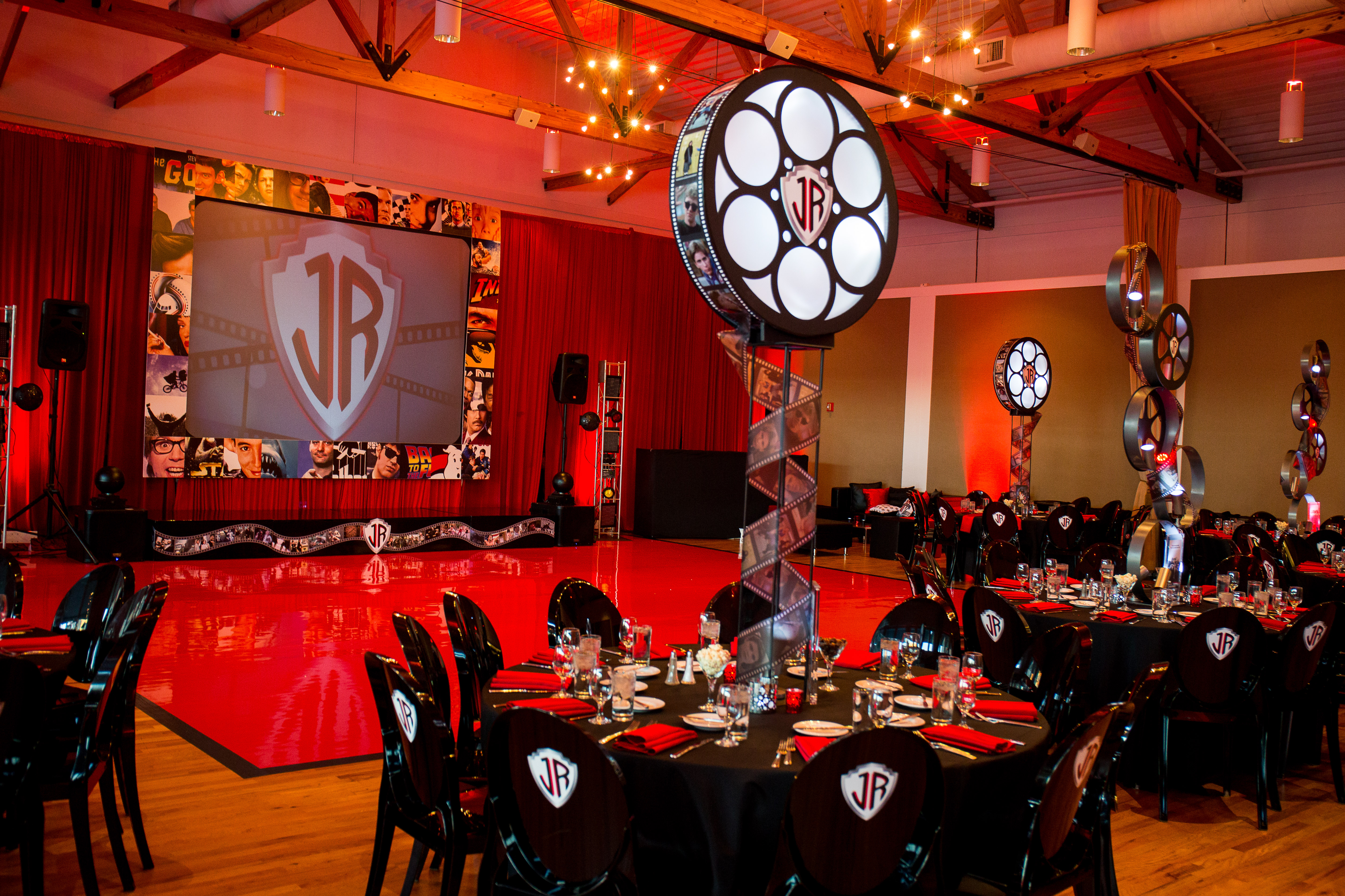 JR Rowe Bros. Pictures: Movie Themed Bar Mitzvah - Epic Events