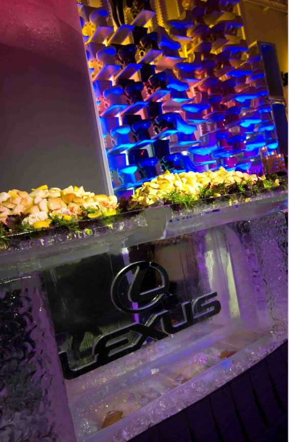 Lexus Sponsorship Event for the 2007 USGA Men's, Women's, and Senior's Golf Tournaments - Tom Bercu Presents
