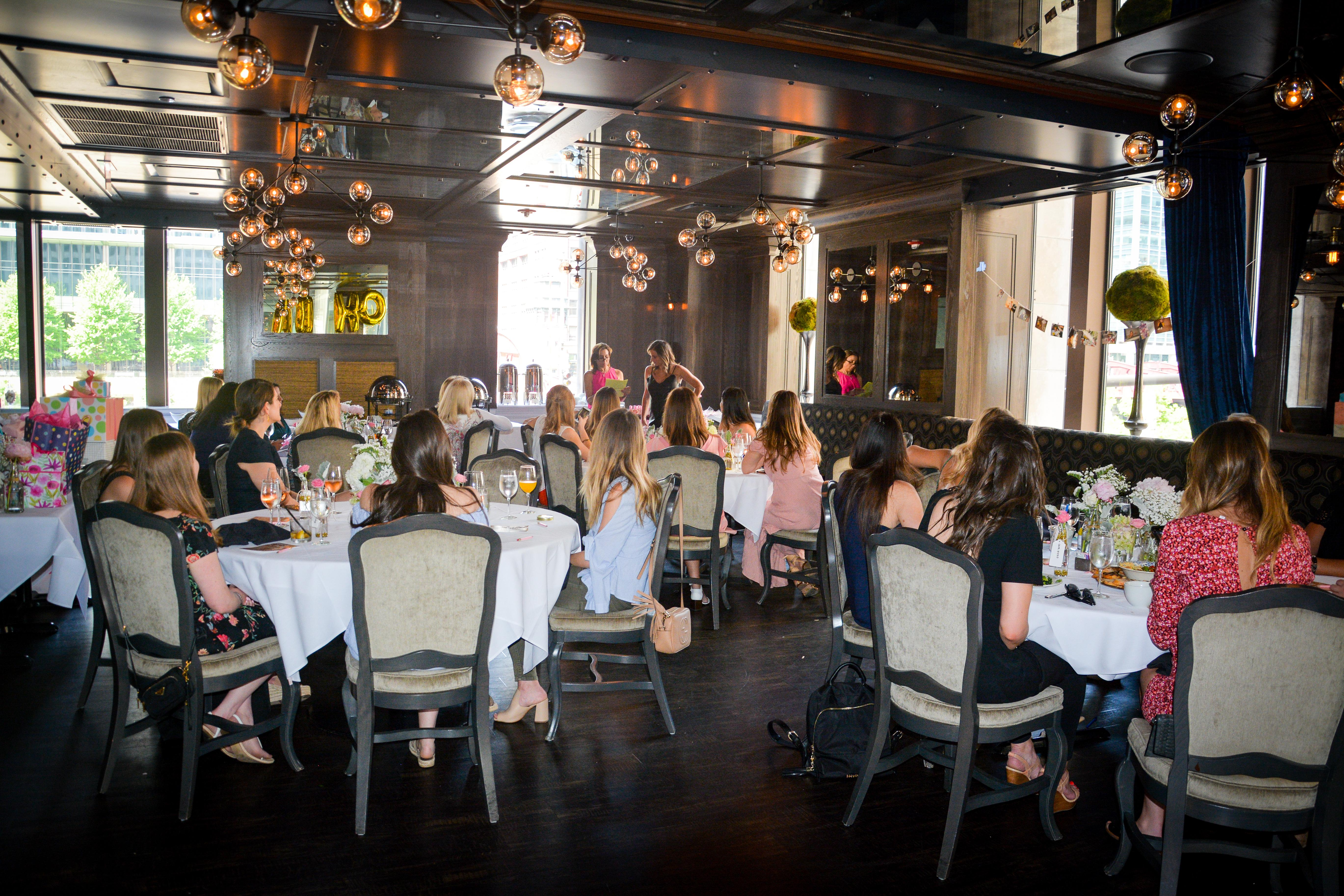 Baby Rosegold's Shower - Prime & Provisions