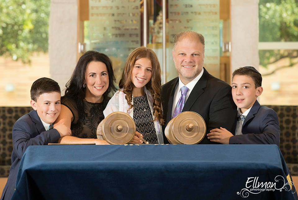 Jordan's Grand Slam Bat Mitzvah - Ellman Photography