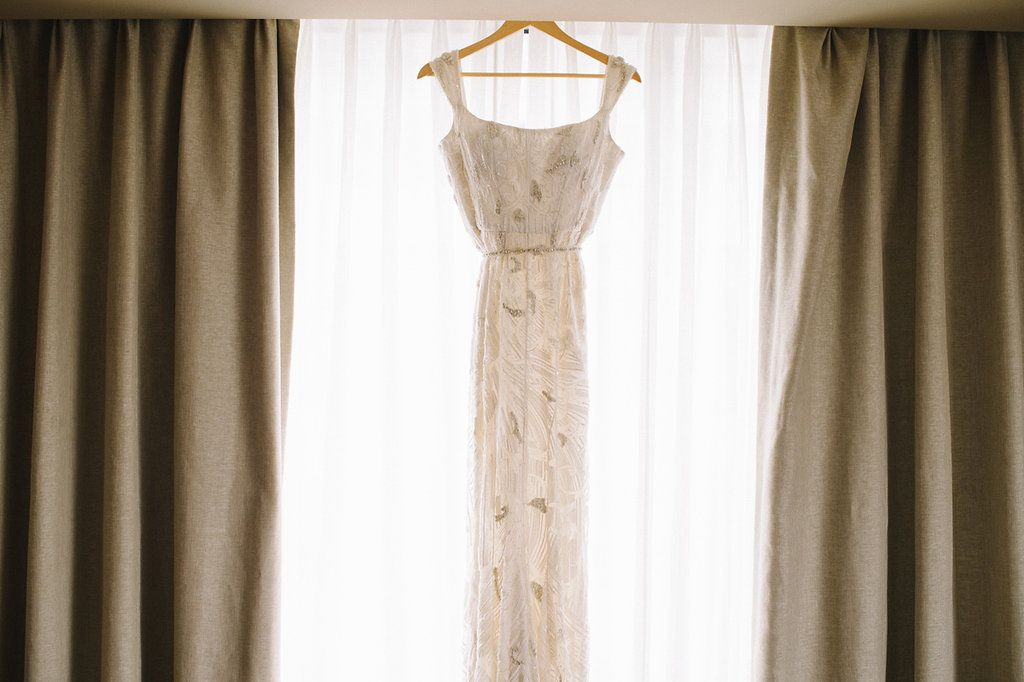 Katy + Zach's Stunning Denver Wedding - Calluna Events