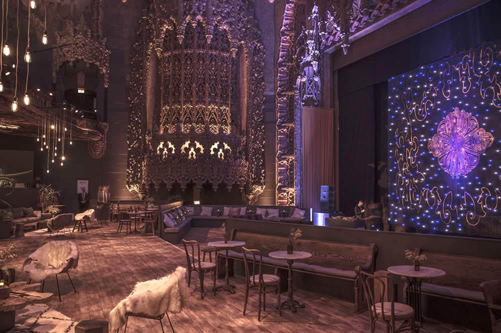 Ace Hotel Downtown La The Theatre Partyslate