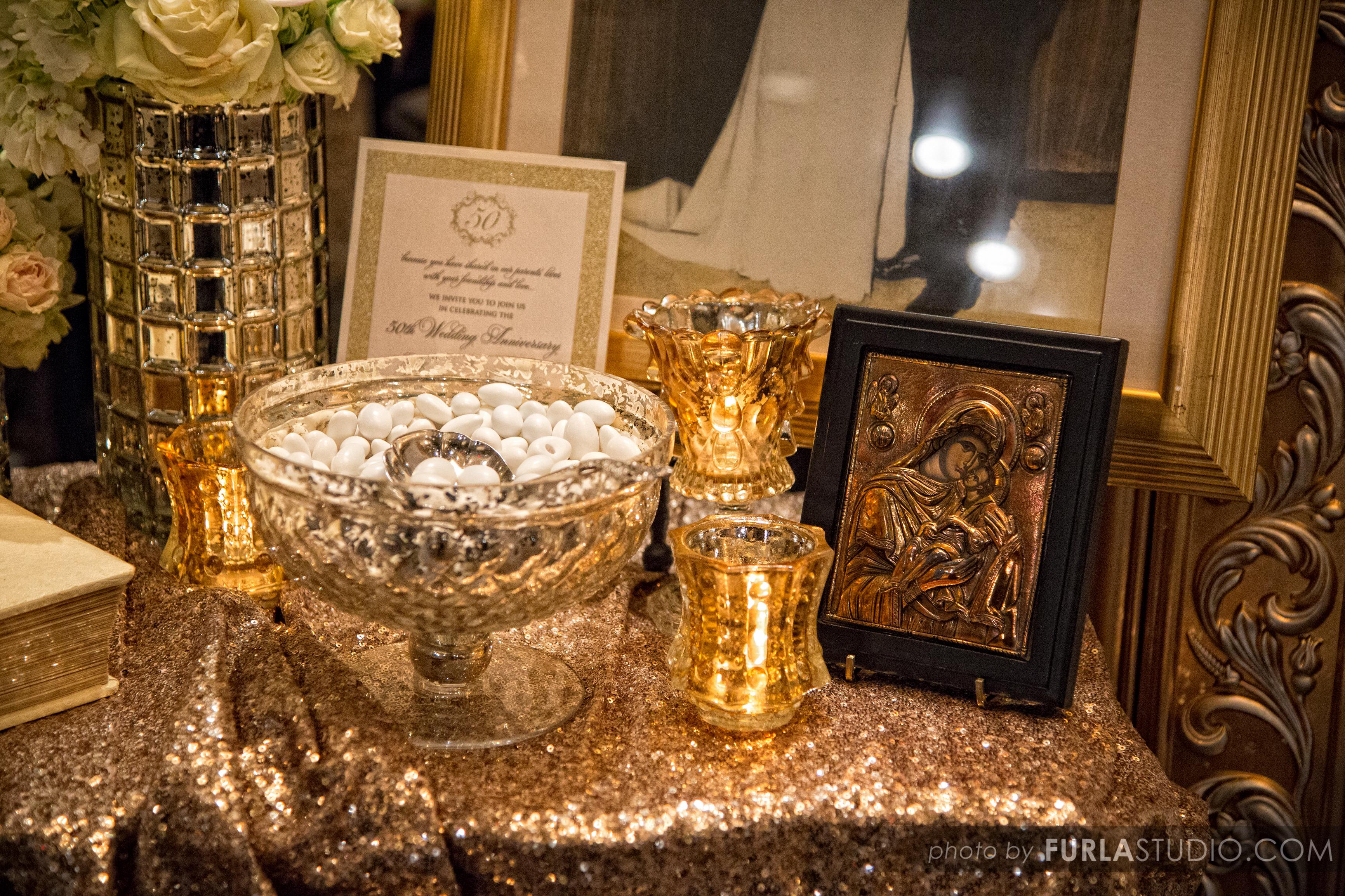 Golden Anniversary Celebration - Yanni Design Studio