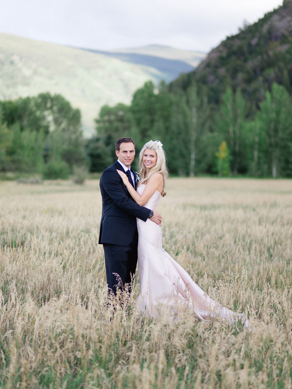 Page + Scott's Chic Aspen Affair - Calluna Events