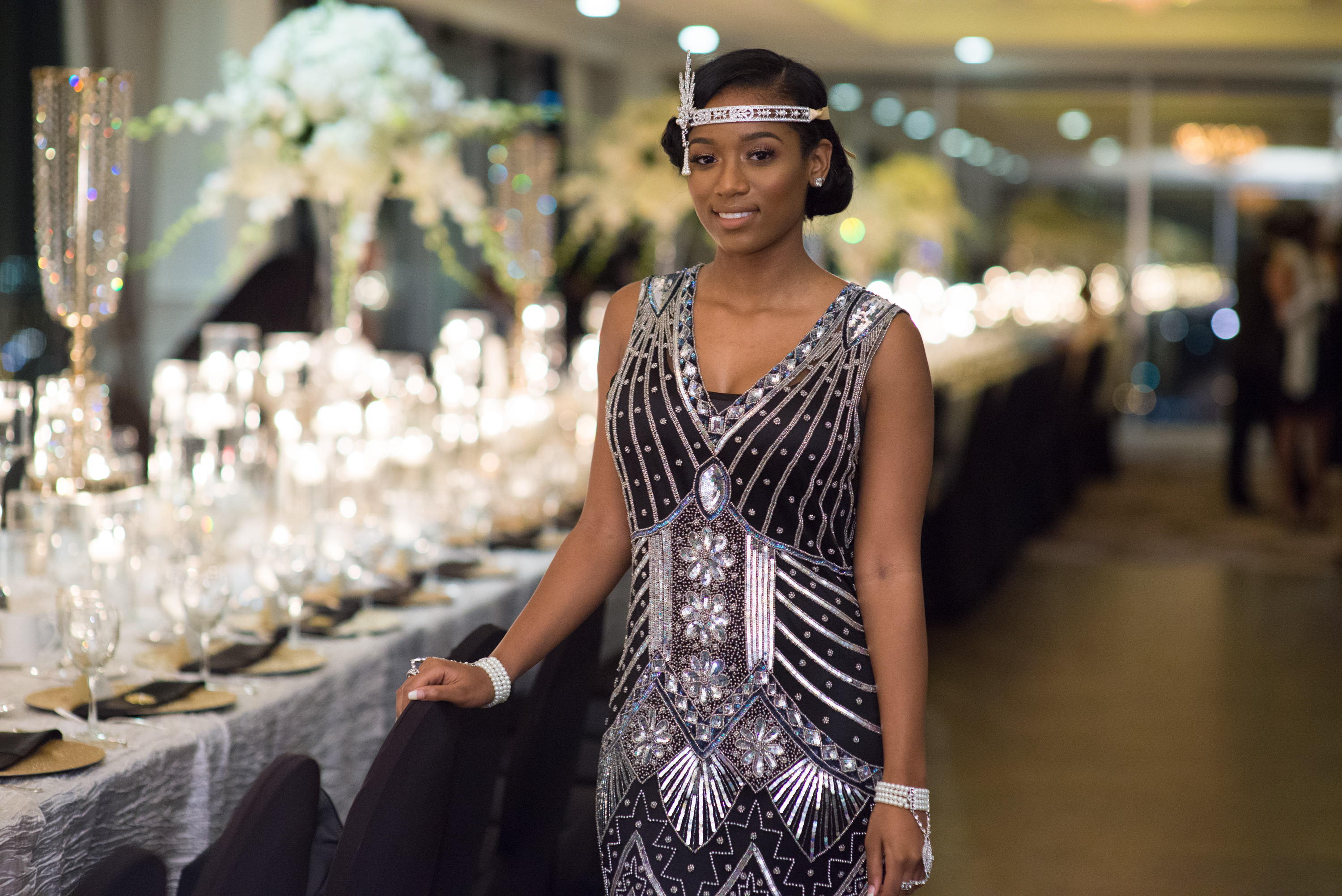 Camryn's Debutante Dinner - XOXO Weddings and Events