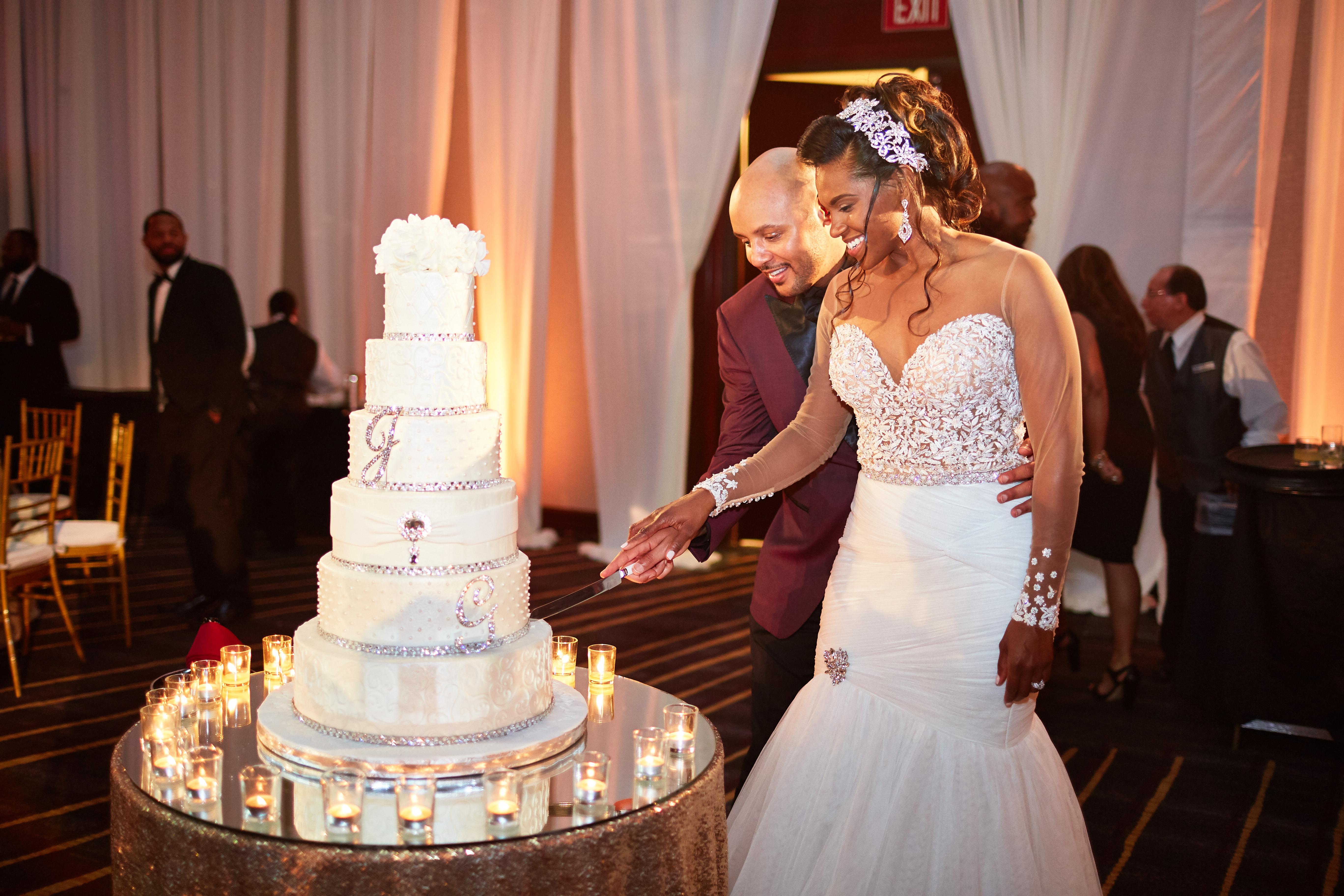 Jerica + Gary - XOXO Weddings and Events
