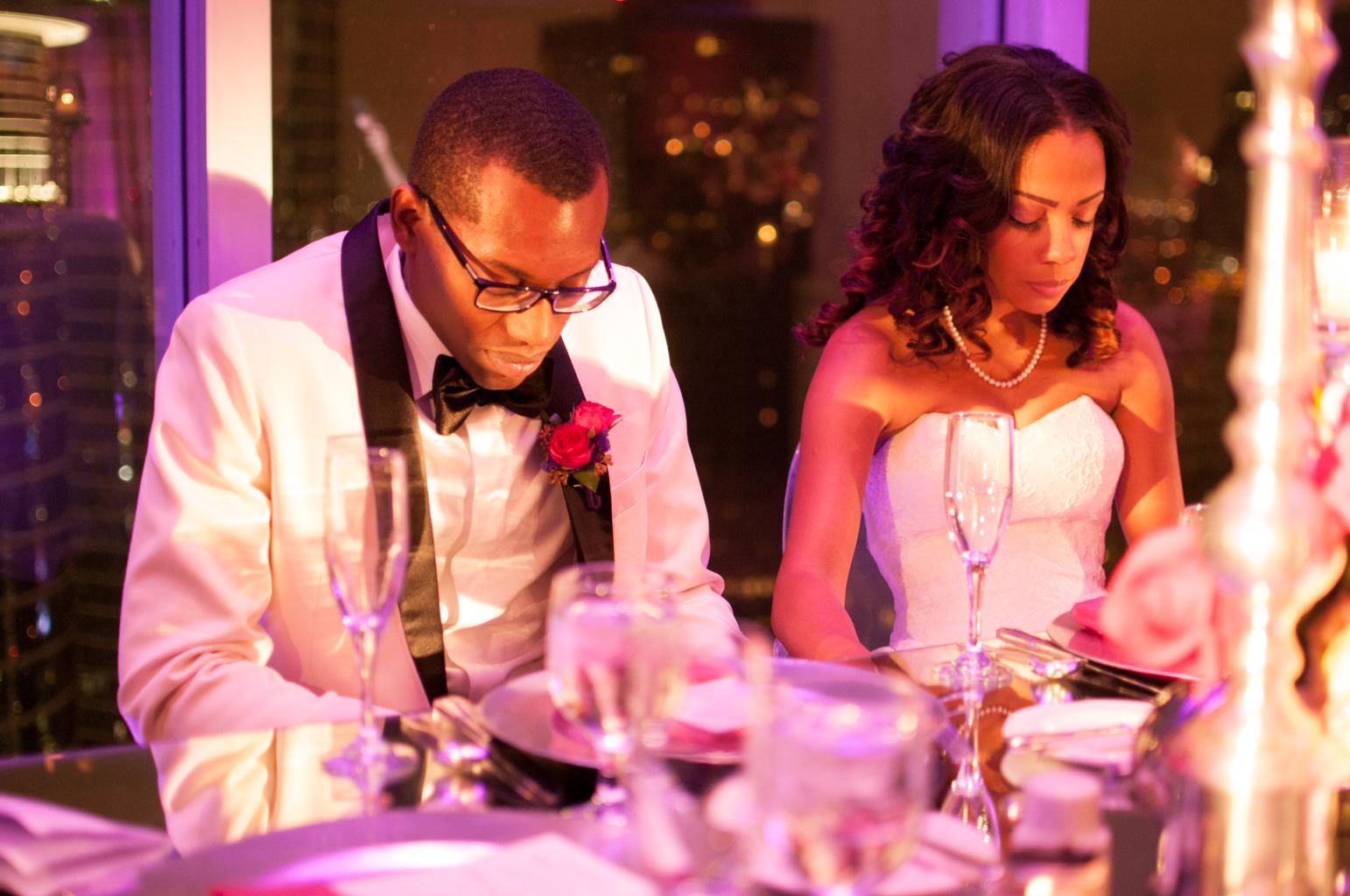 Crystal + Ike - XOXO Weddings and Events