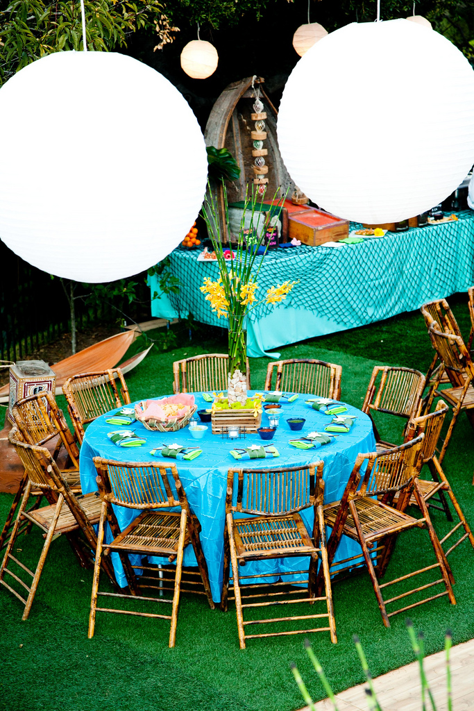 Bat Mitzvah/Bar Mitzvah - Vini's Party Rentals