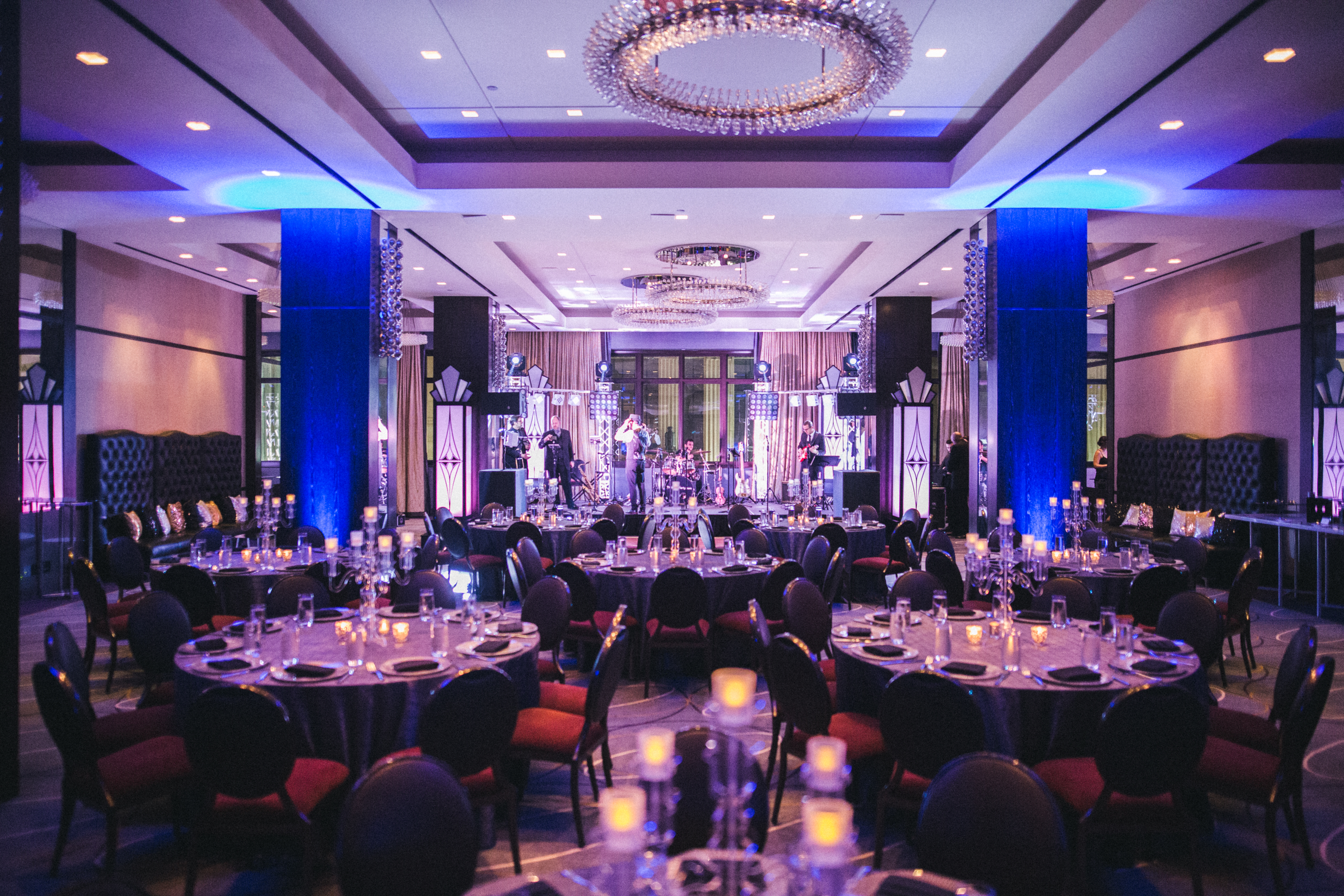 Greenberg Traurig Holiday Party - Charming Events Company