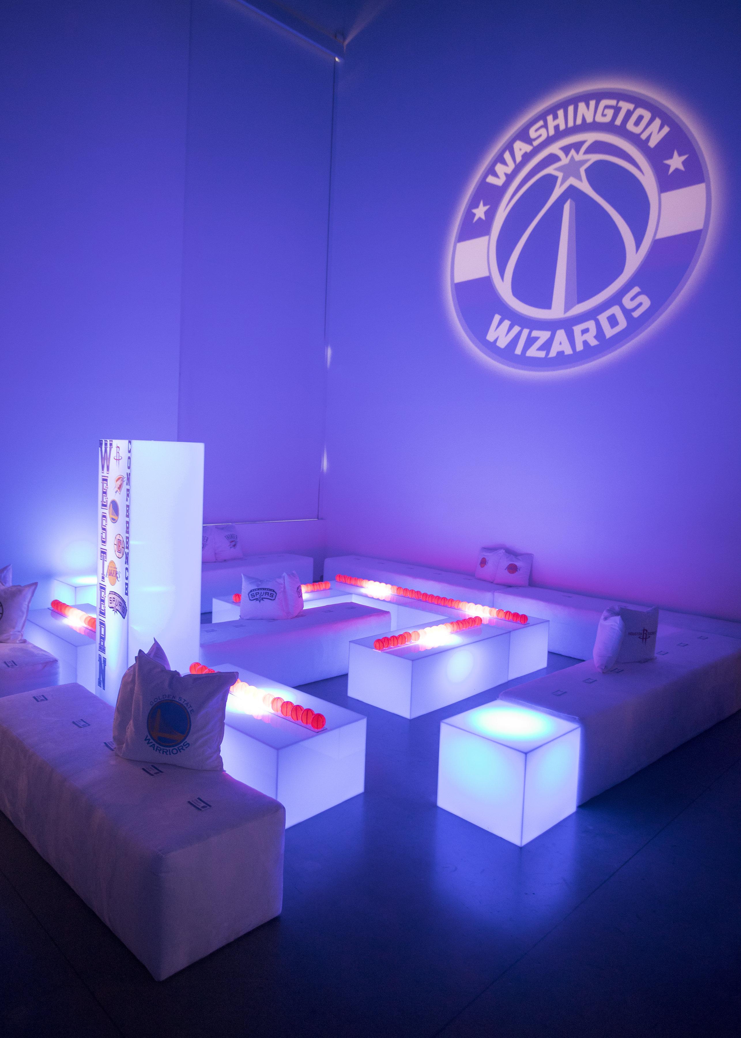 Basketball Bar Mitzvah - Shawna Yamamoto Event Design