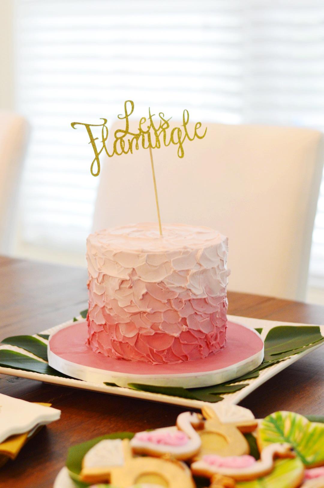 Flamingle Bachelorette Party - Wrap It Up Parties