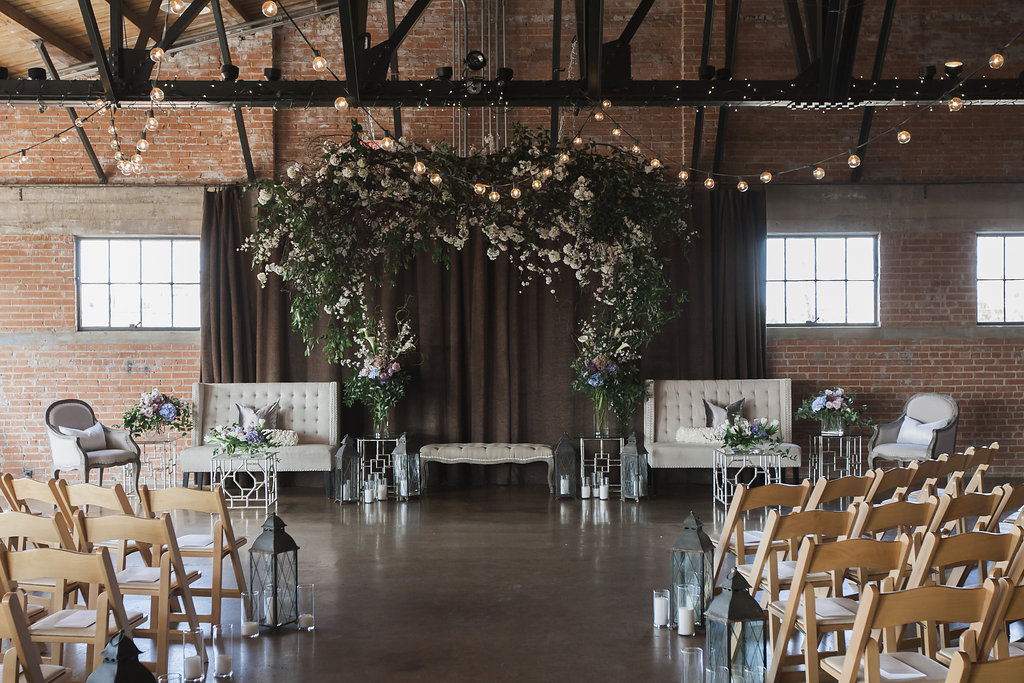 Dallas Gay Wedding Created with Nature in Mind - Sue Kelson Events