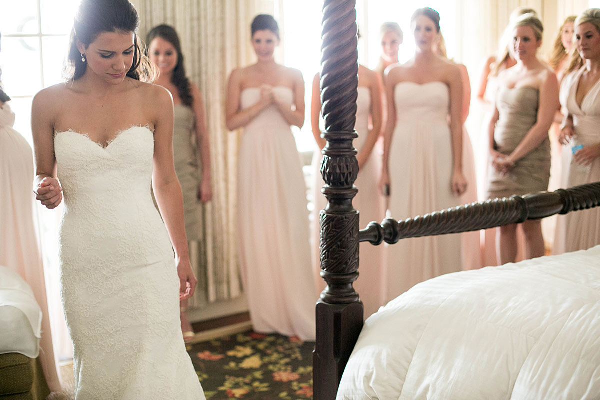 Intimate Wedding at Private Home - Karlisch Photography