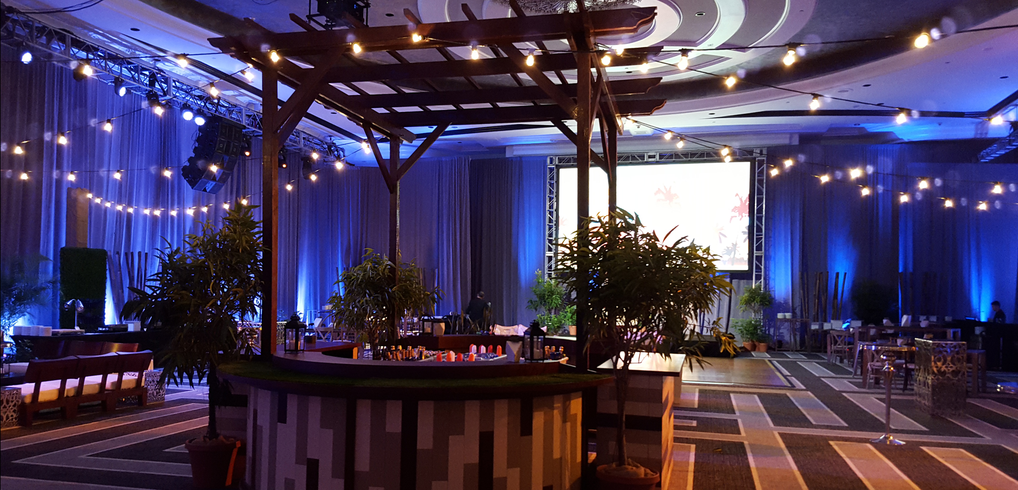 Urban Garden at Loews Miami Beach Hotel - So Cool Events, Inc.