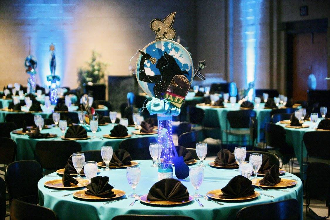 Music Themed Bat Mitzvah - Events by Peta