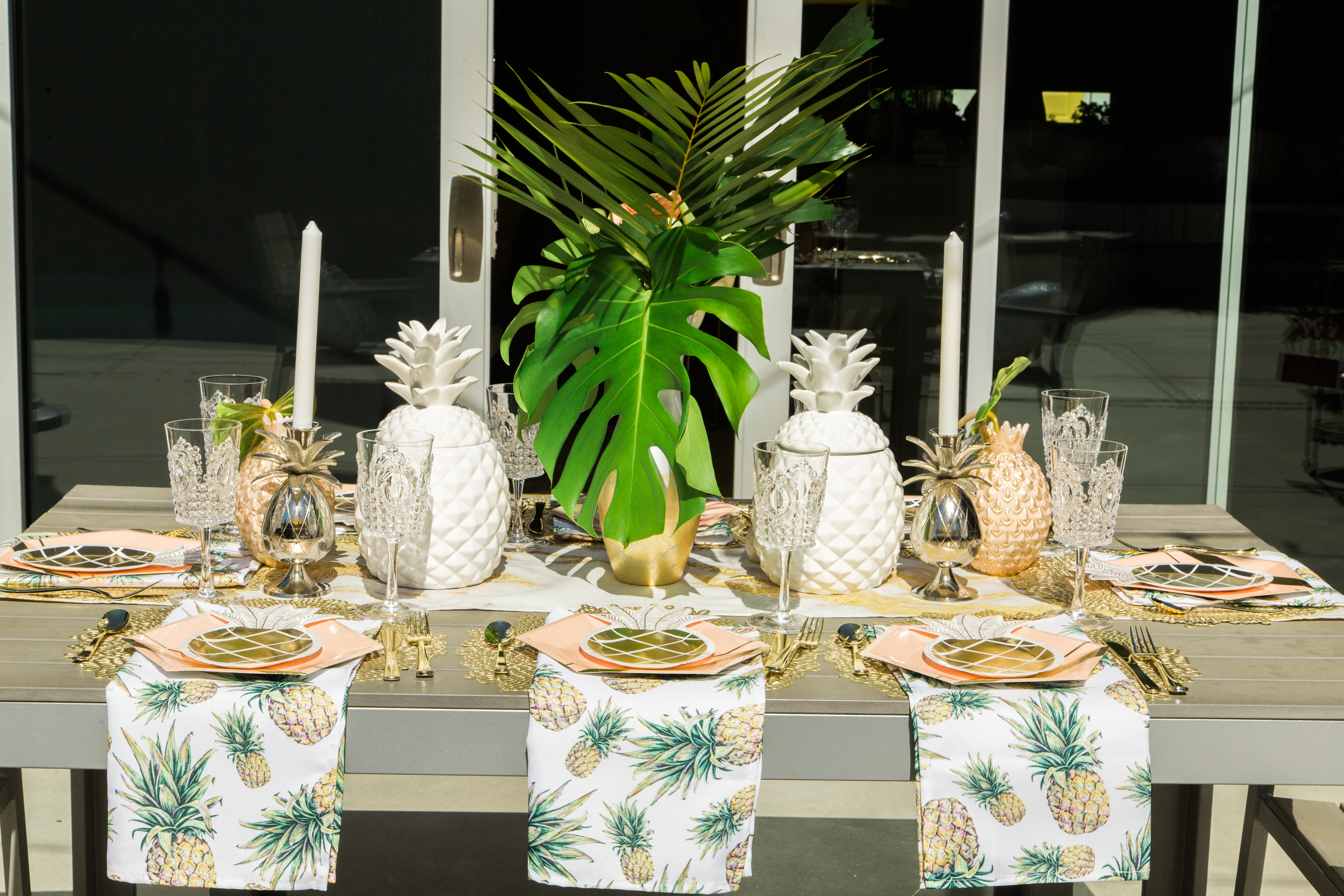 Tropical Bridal Bash - Ashley LaPrade Photography