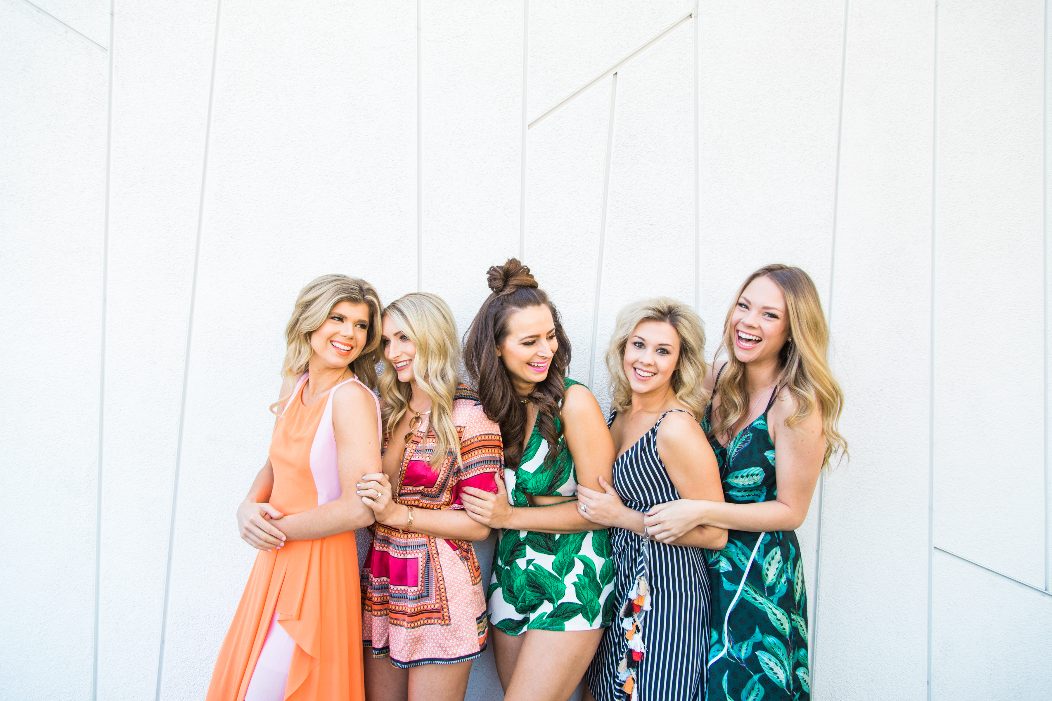 Vibrant Palm Springs Girls Weekend - Ashley LaPrade Photography