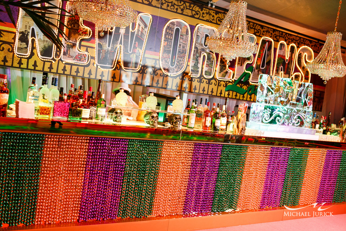 NOLA Birthday Party - Anthony Taccetta Event Design