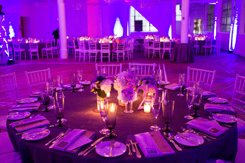 Warehouse Wedding - Anthony Taccetta Event Design