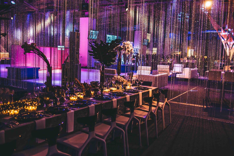 Mason Tech Bar Mitzvah - Anthony Taccetta Event Design
