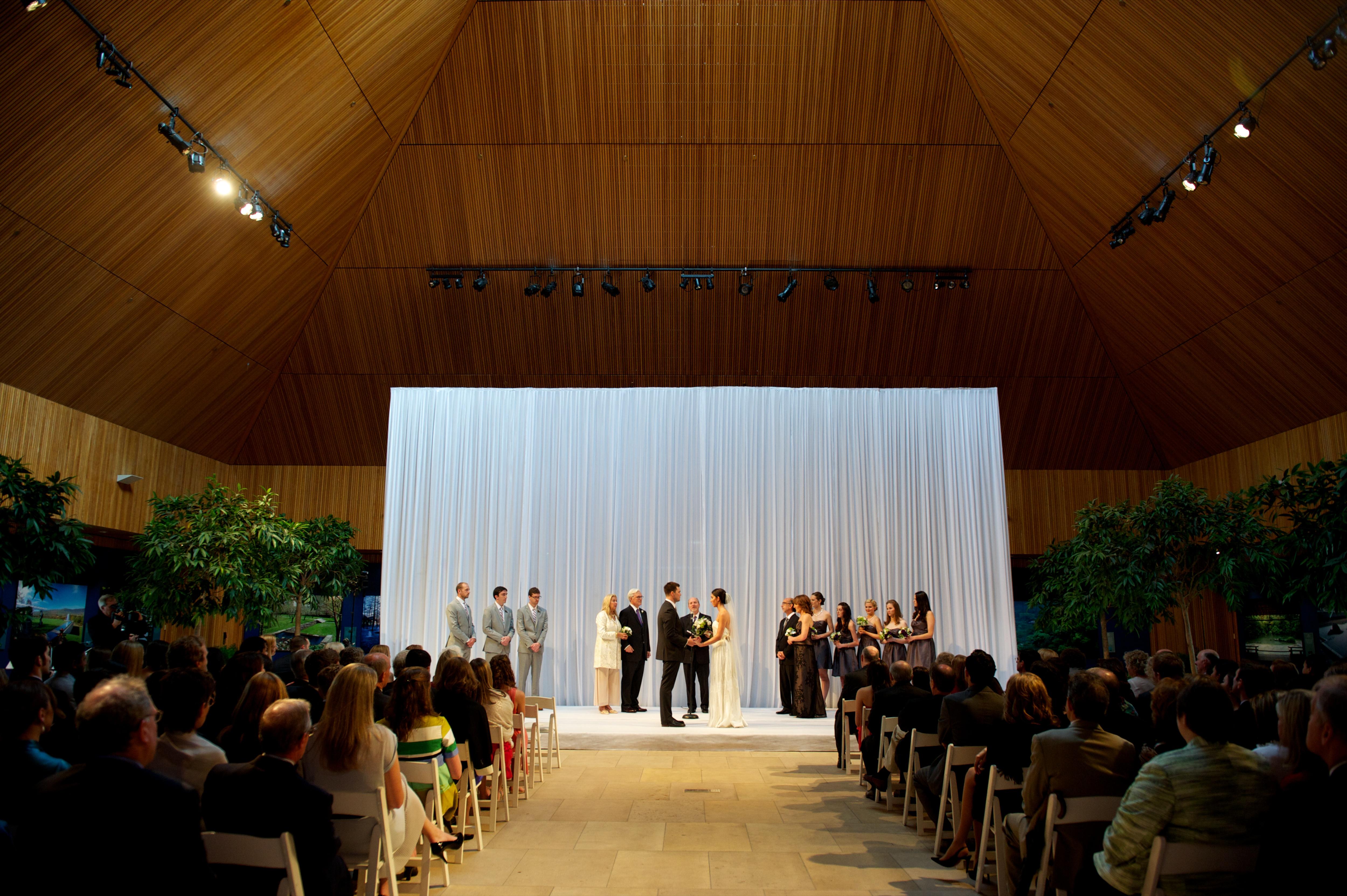 Chicago Botanic Garden | Nichols Hall | PartySlate