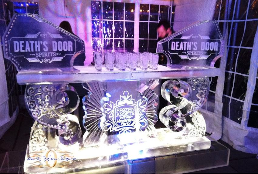 Frozen Assets and Death's Door Ice Bar