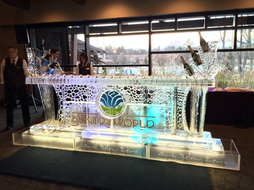 SentryWorld Ice Bar
