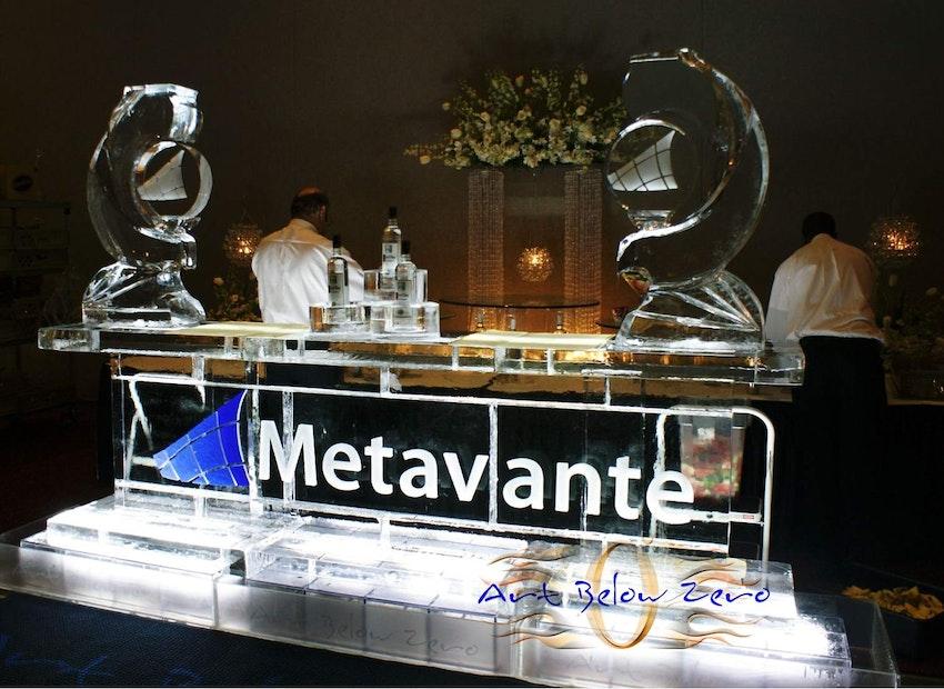 Metavante Ice Bar