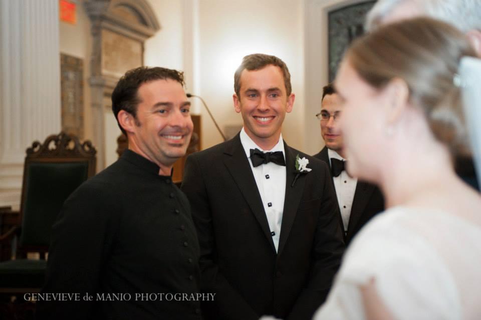 Beautiful Museum Wedding - Genevieve de Manio Photography