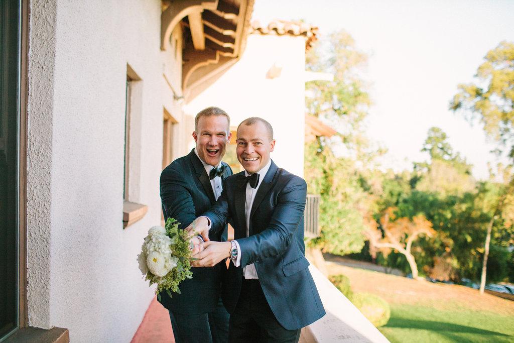 Beautiful Wattles Mansion Wedding - Modern Art Catering