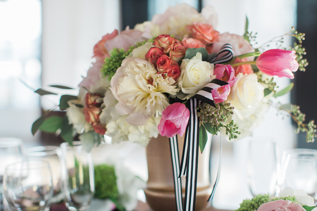 Kate Spade Inspired Wedding - Haute Floral