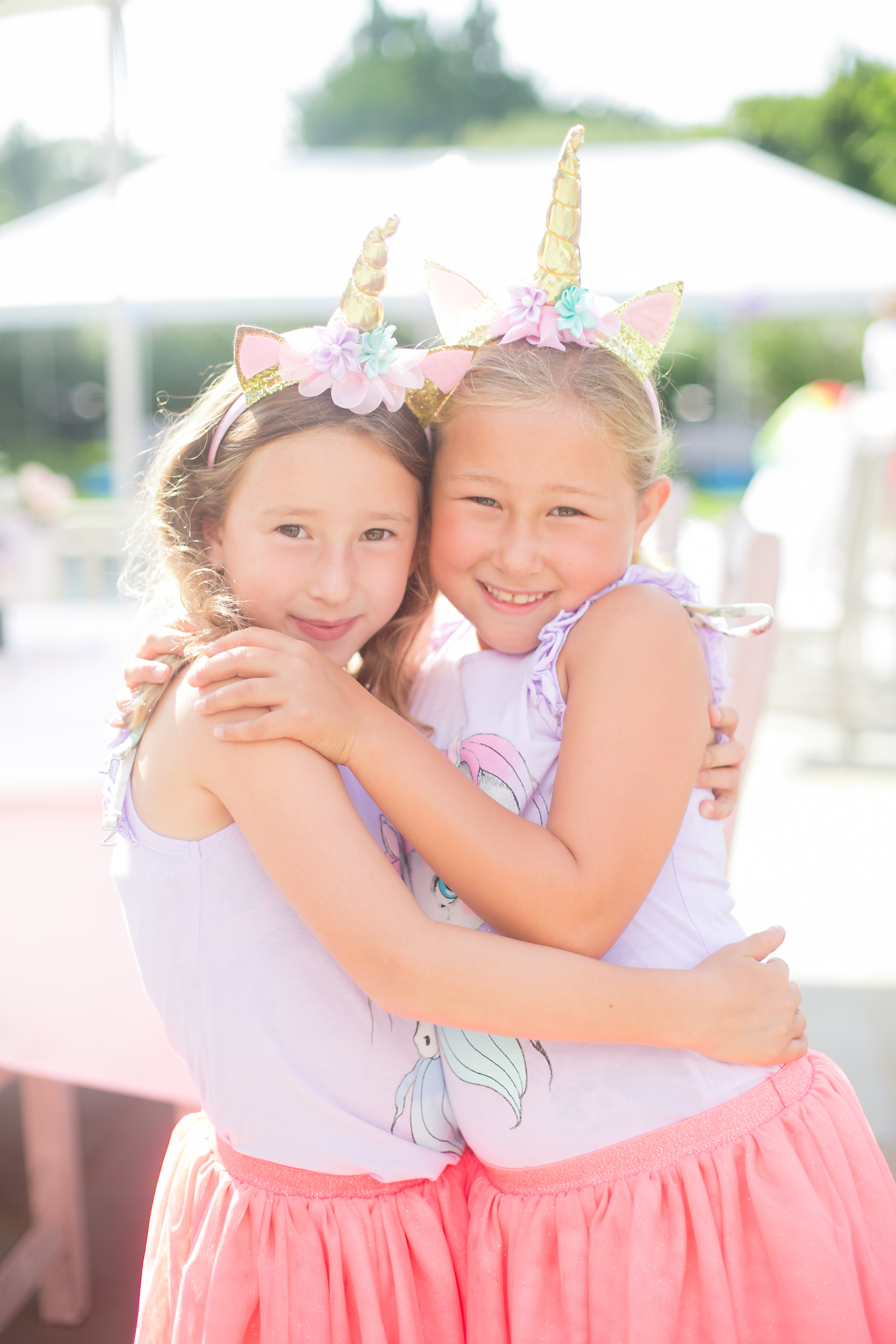 We Love Unicorns Birthday Pool Party - Phillip Van Nostrand Photography