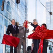 Corporate Grand Opening & Ribbon Cutting Ceremony - Kleifield Design & Associates, Inc.