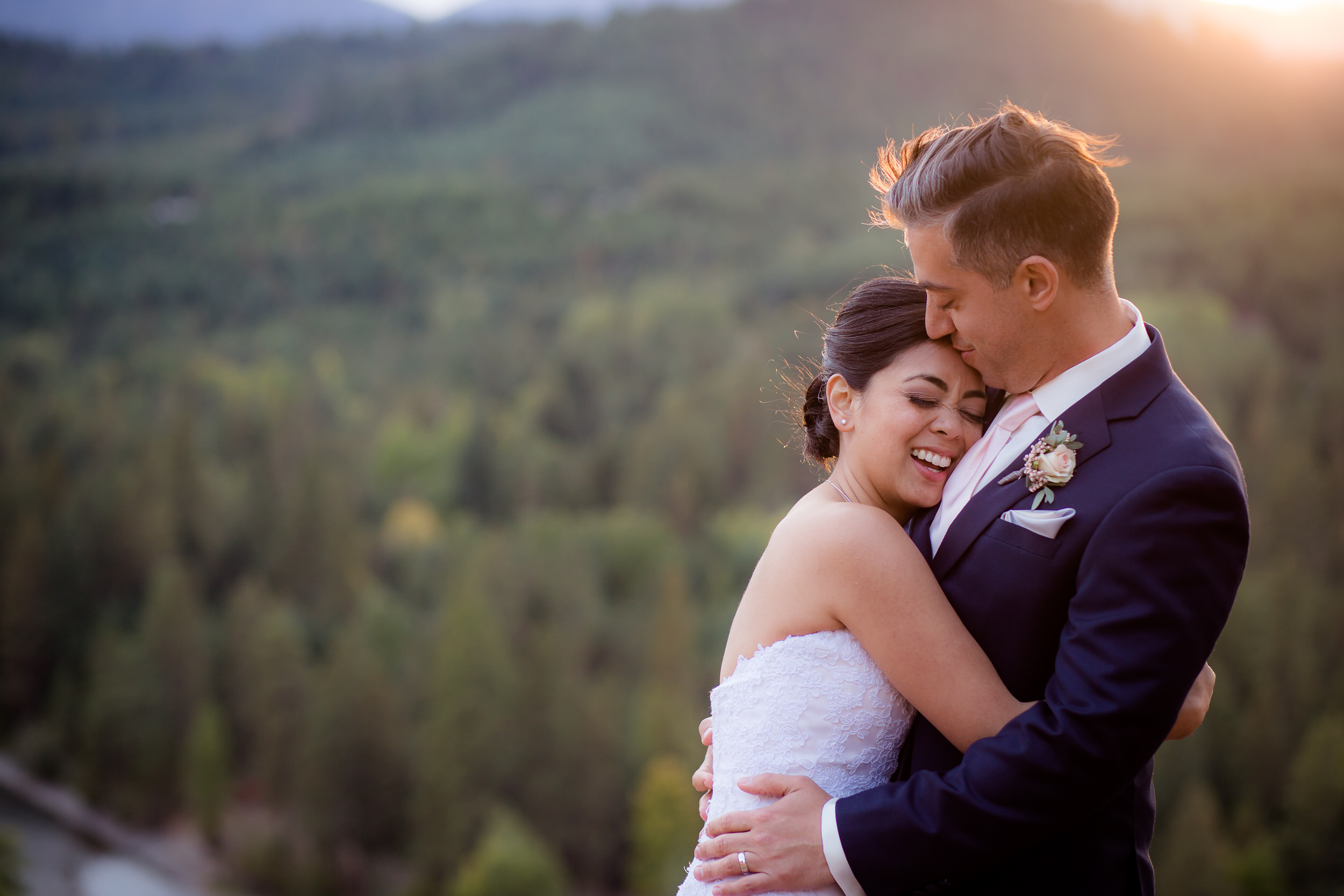 Seattle Dream Destination Wedding - Rebecca Marie Photography