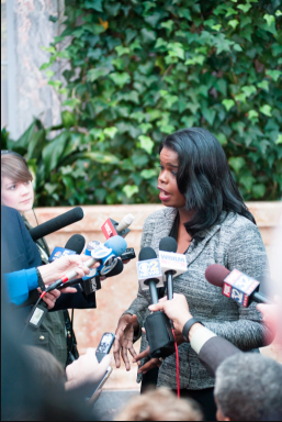 Kim Foxx is sworn in as new Cook County state's attorney - Nicole Marie Events
