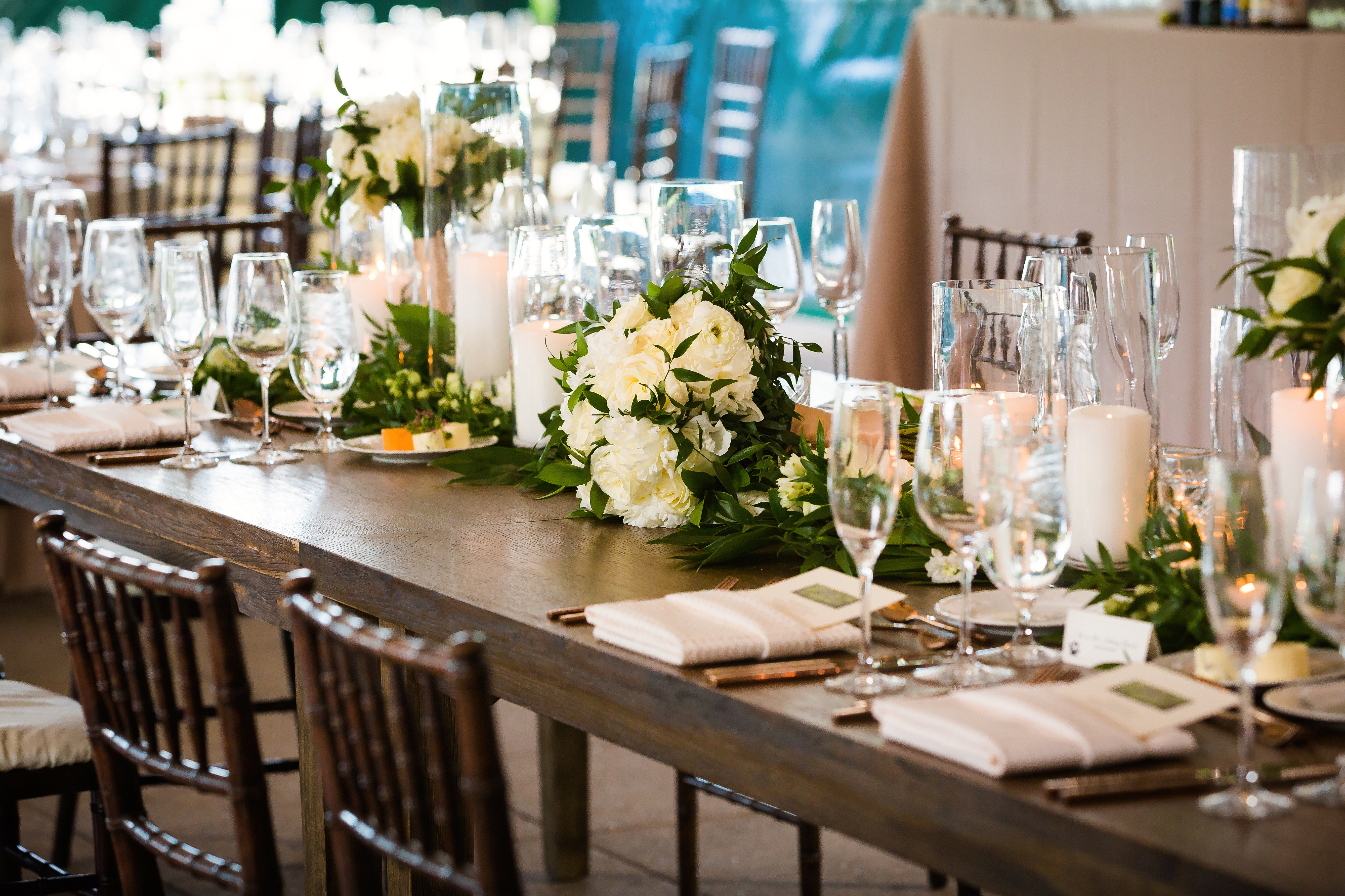 M + K: Cafe At The Wild Things - Big City Bride