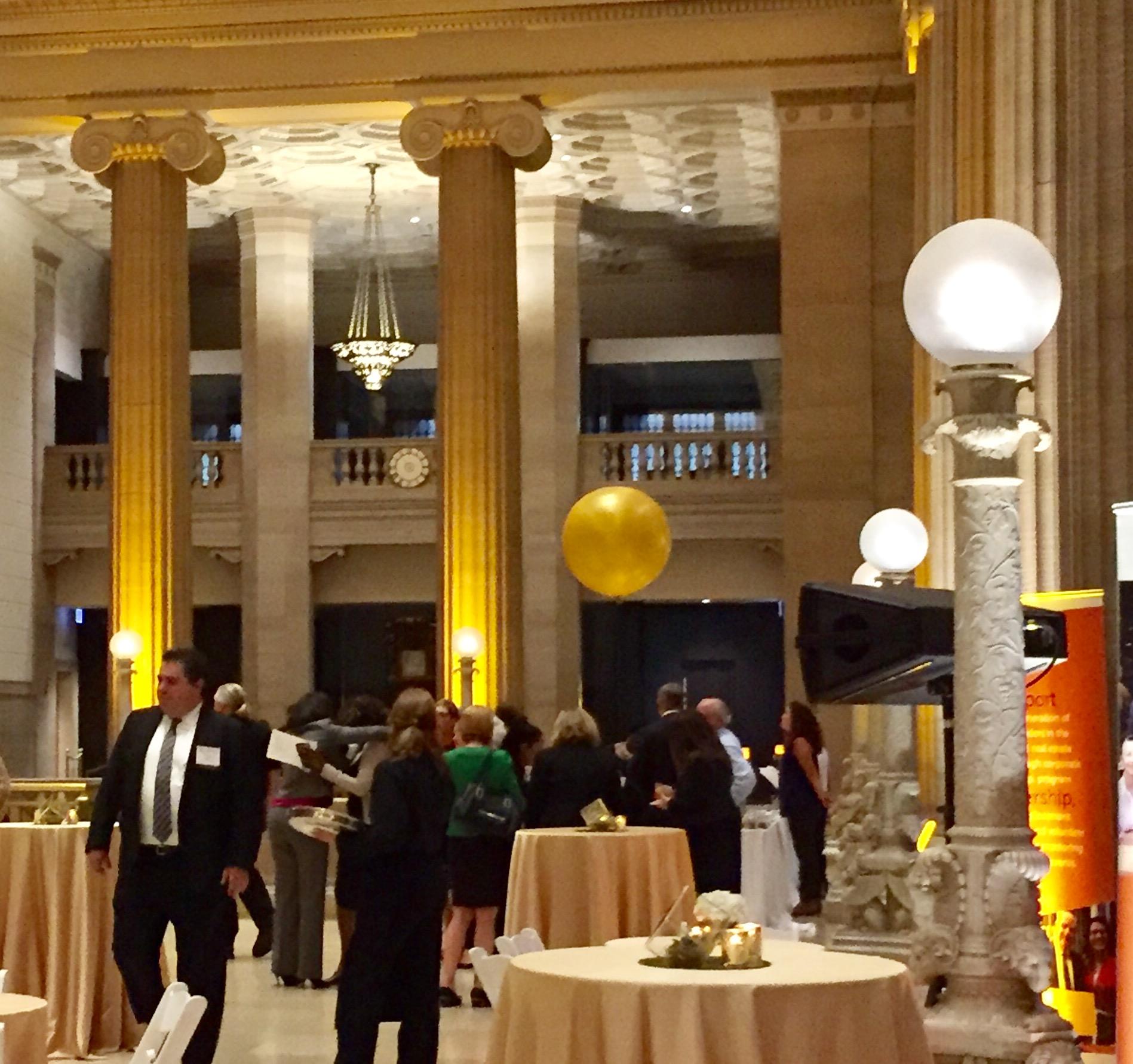 The Goldie Initiative - 10th Anniversary Gala - Kleifield Design & Associates, Inc.