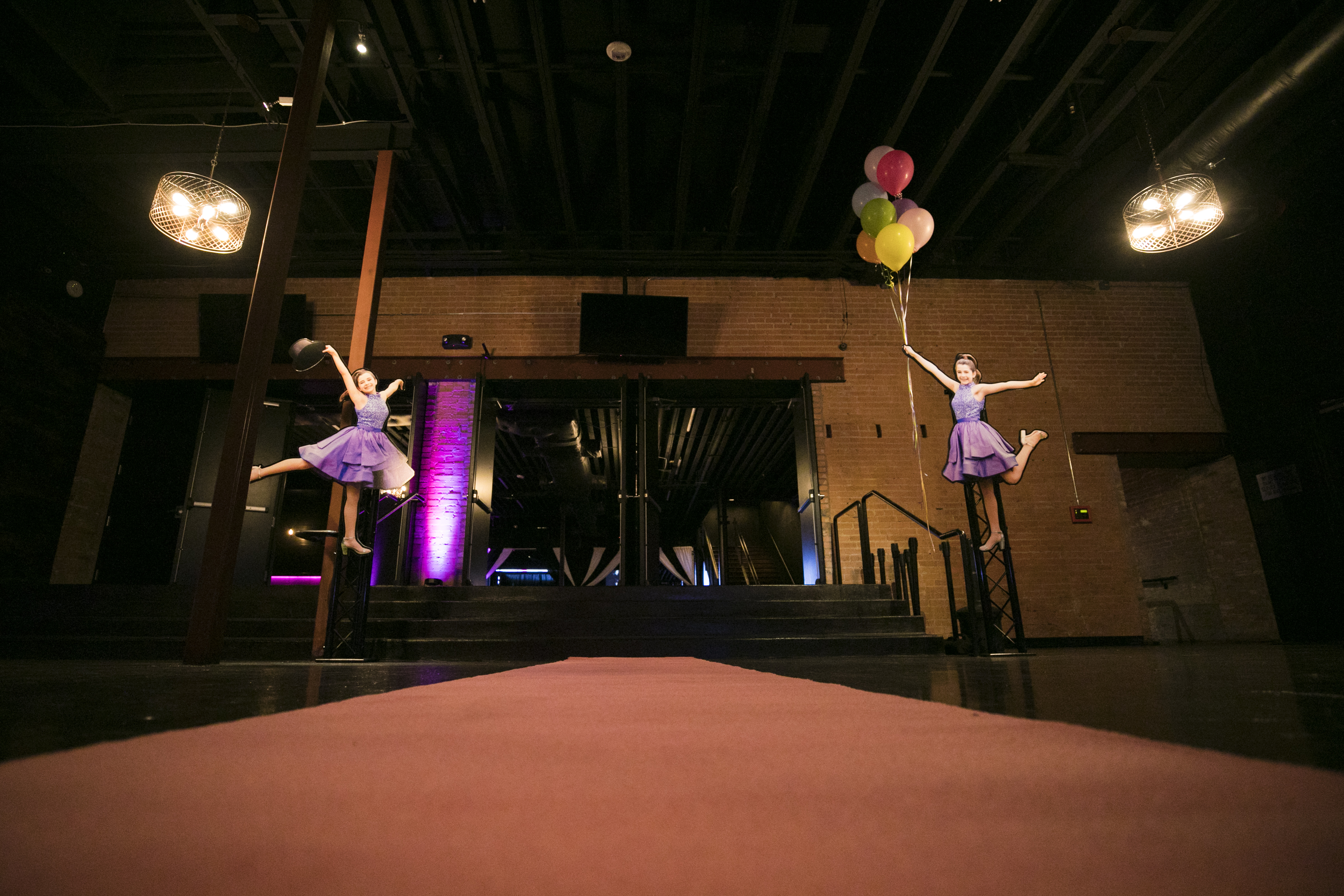 Circus Bat Mitzvah - Amazing Events