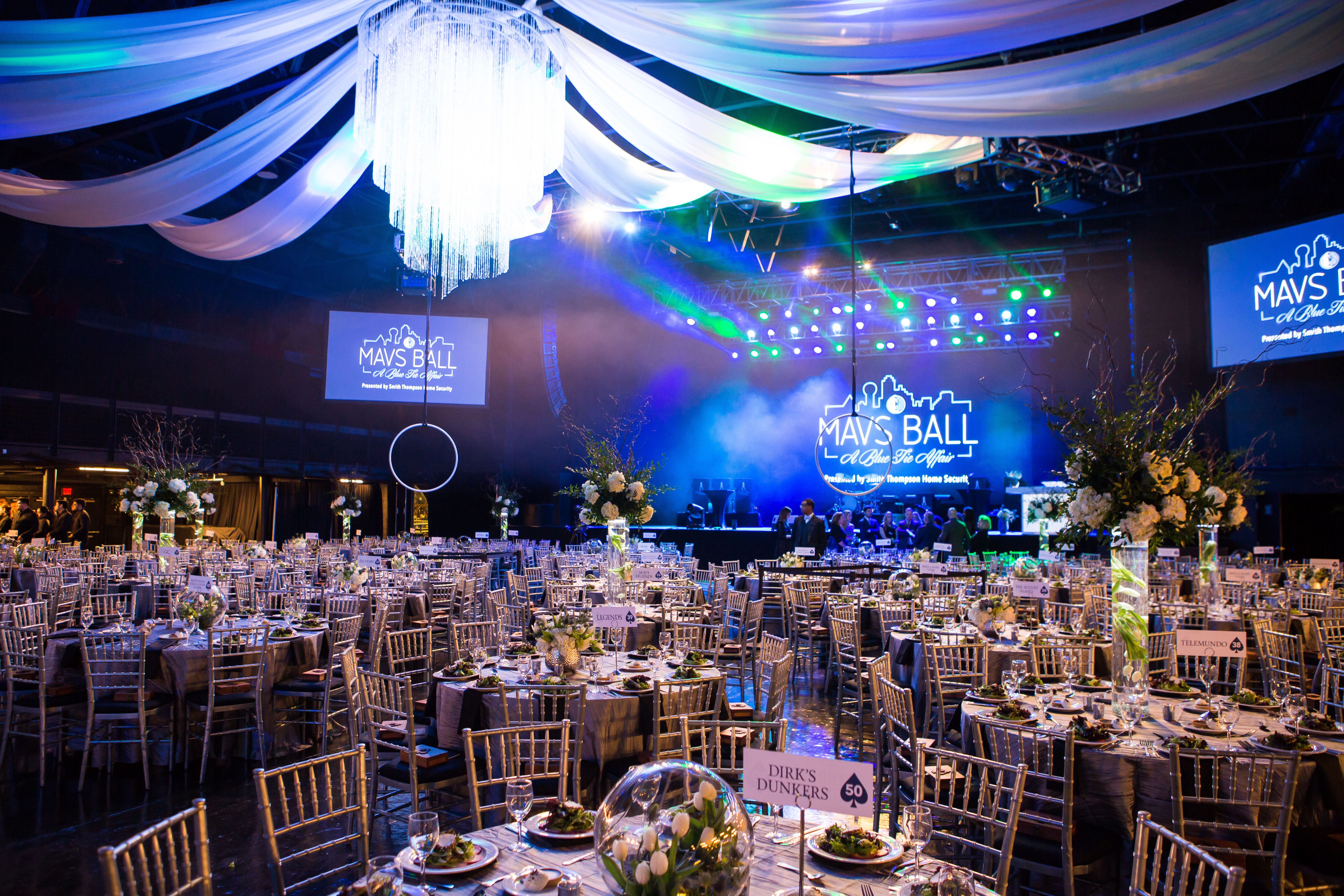 Dallas Mavericks Foundation 2017 Gala - The Bomb Factory and Factory Ballroom