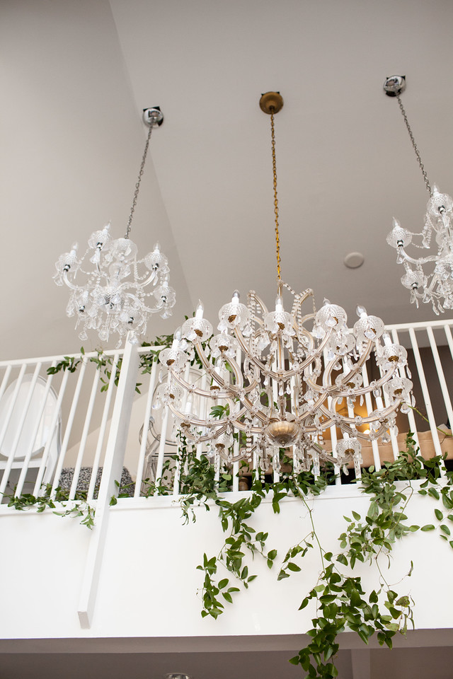 french inspired lighting. Photo Hosted By PartySlate French Inspired Lighting E