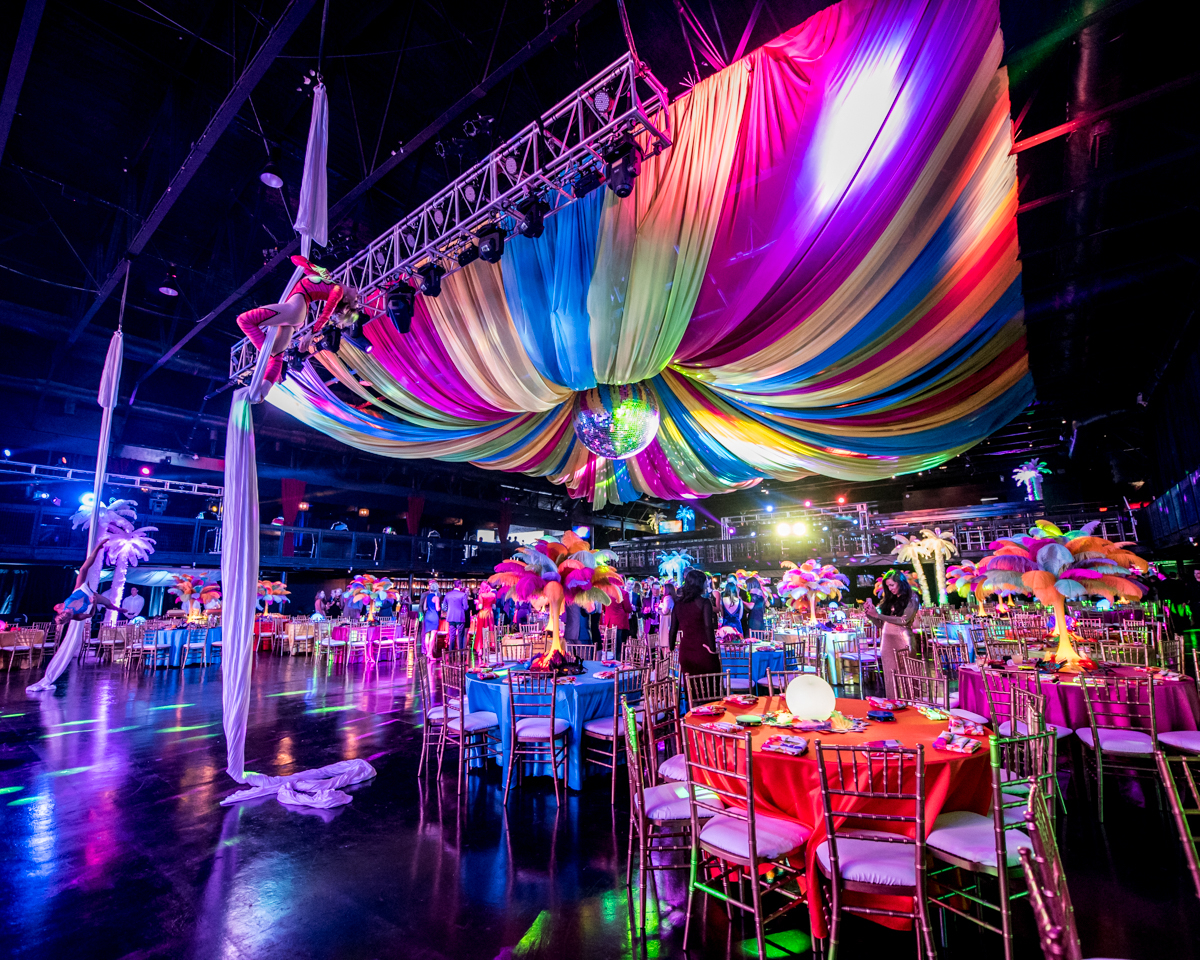 Corporate Holiday Party - The Bomb Factory and Factory Ballroom
