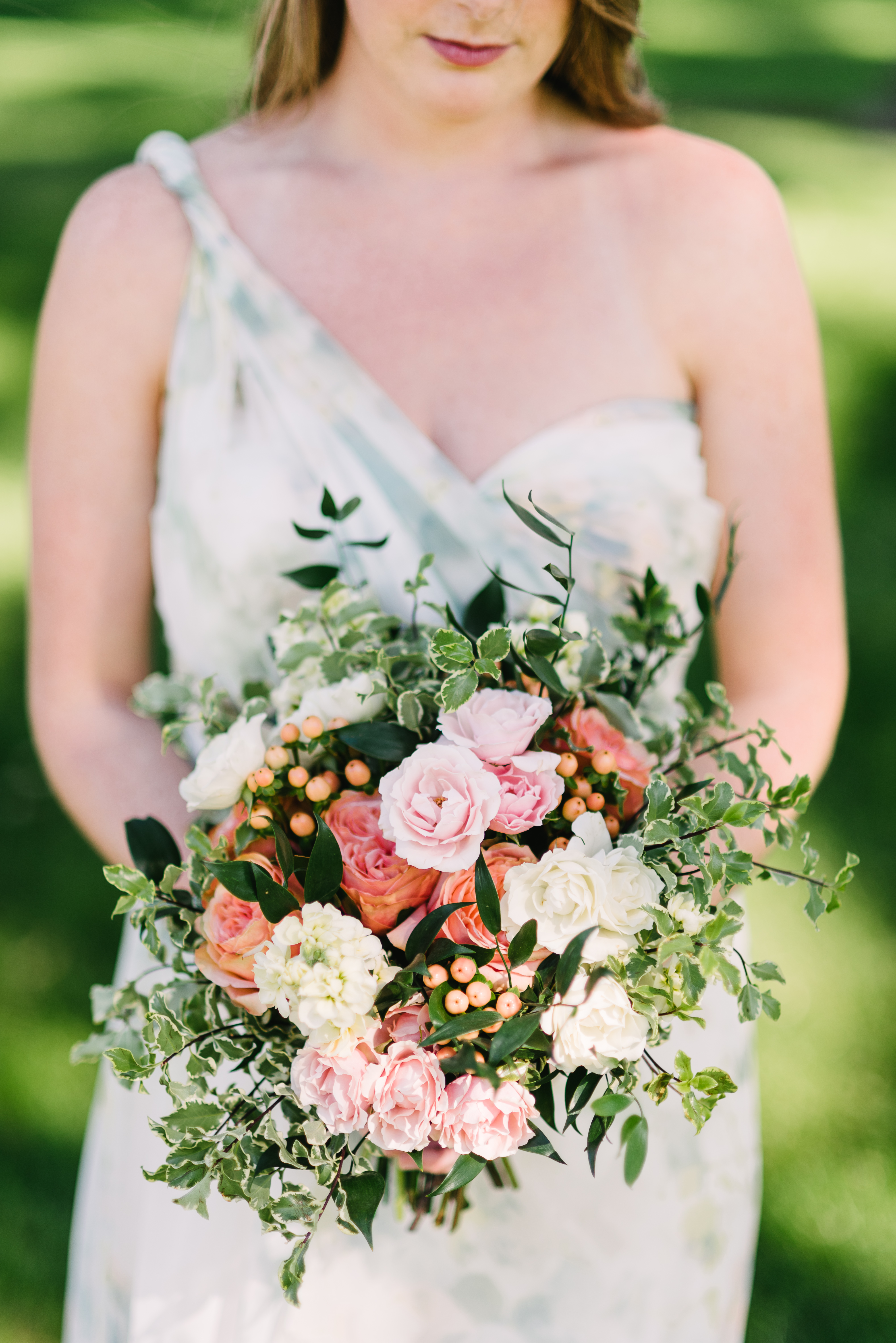 Bright Tented Summer Wedding - Clementine Custom Events