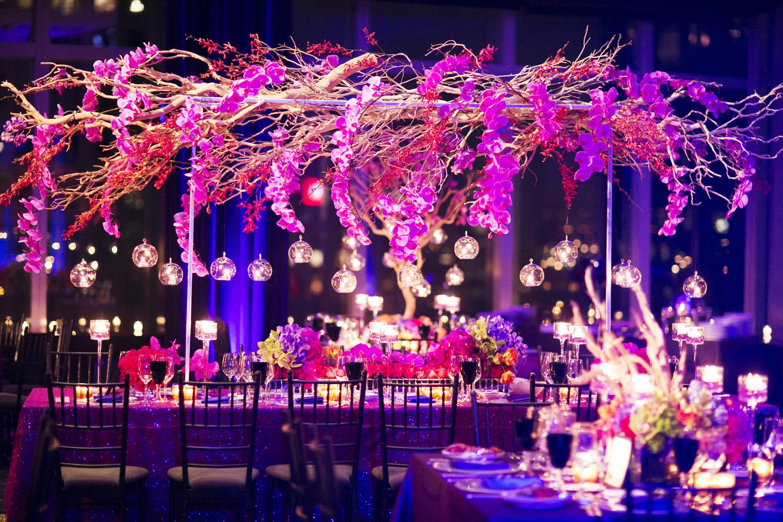 Vibrant Wedding at Mandarin Oriental - Andrea Freeman Events