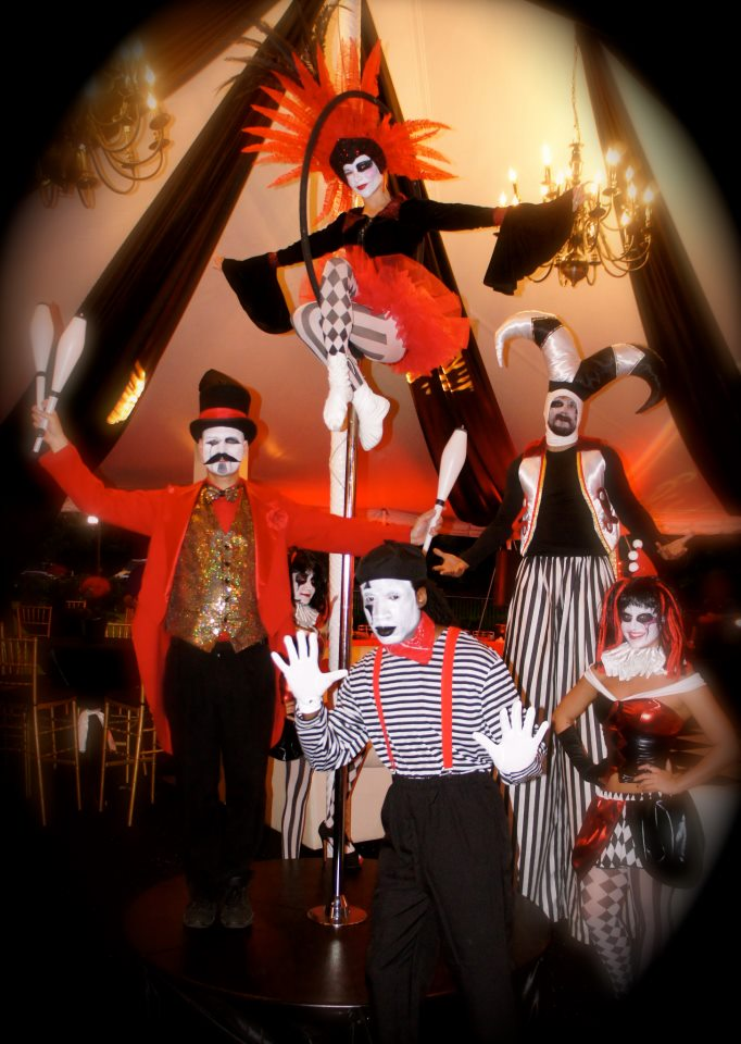 Cirque de la Nuit - It's Your Party Events